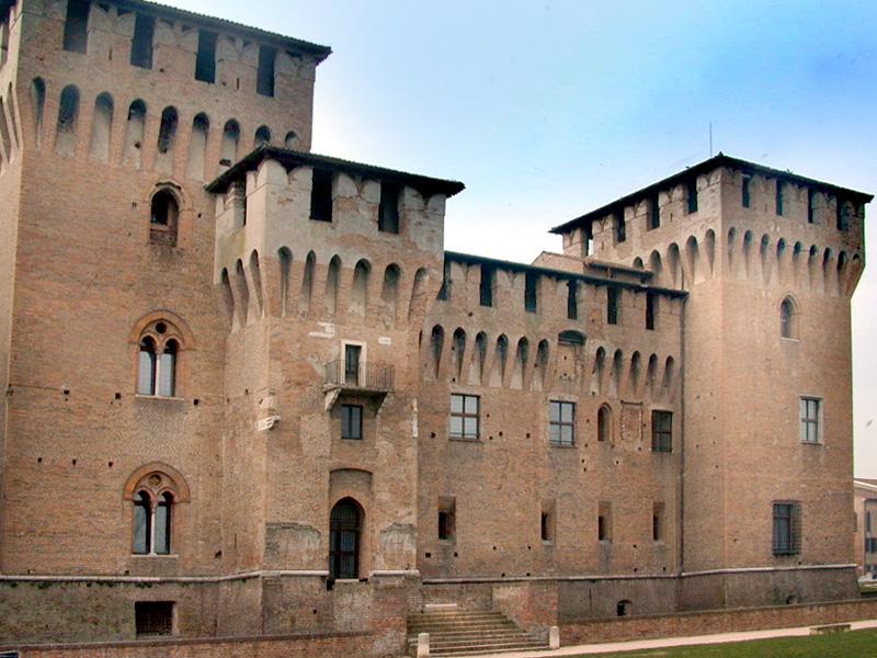 Castello di San Giorgio - Foto Giglioli