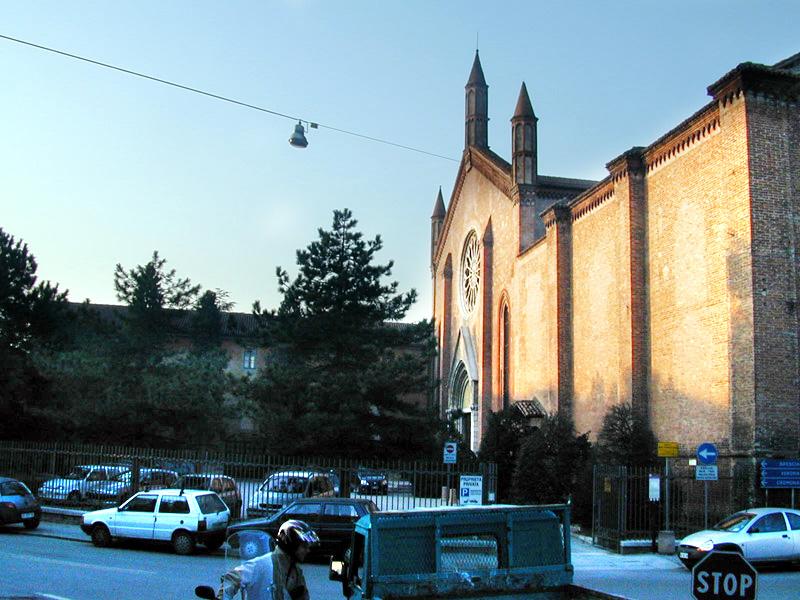 Chiesa dei San Francesco - Foto Giglioli