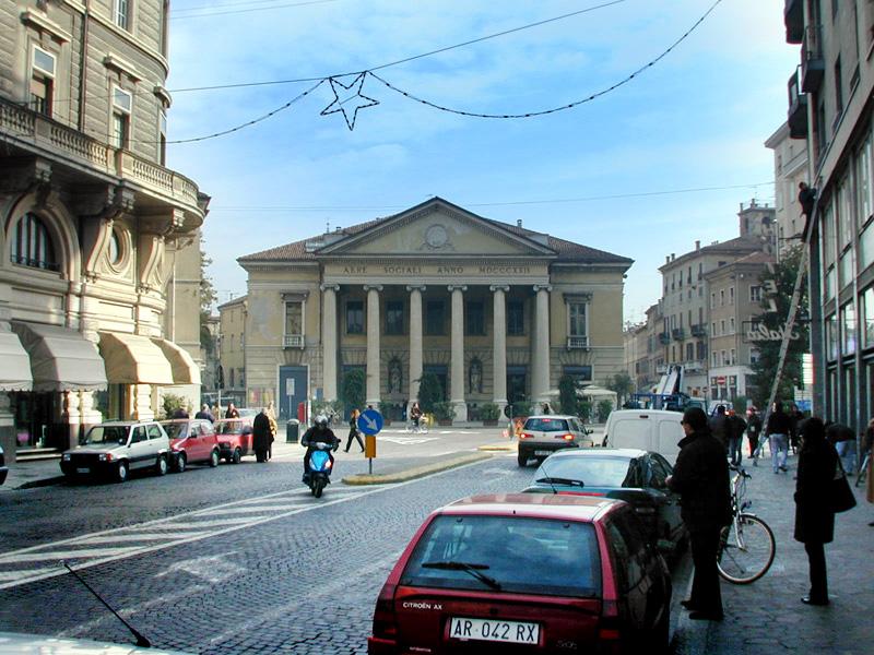 Teatro Sociale - Foto Giglioli