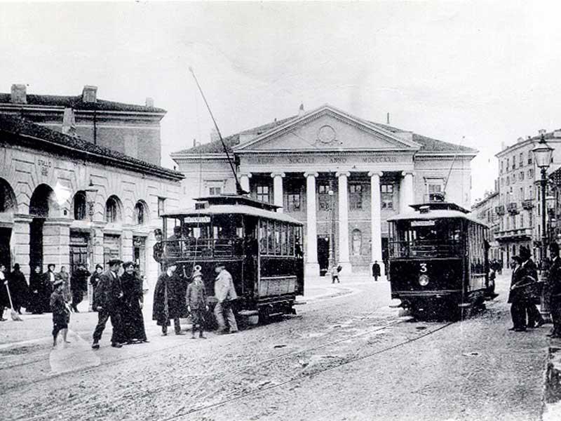 Teatro Sociale - Archivio Vecchi
