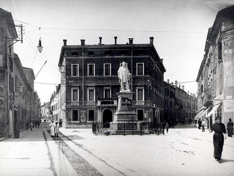 Piazza Martiri di Belfiore - Archivio Vecchi