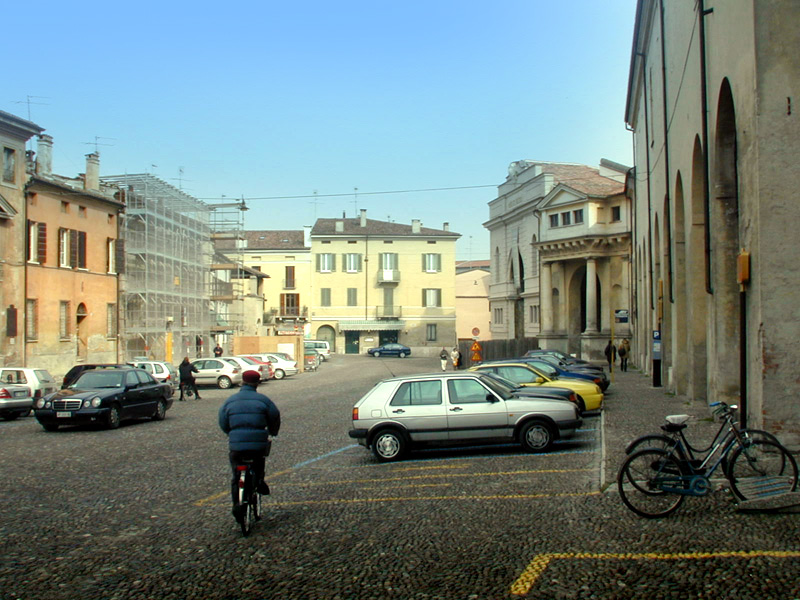 Via San Giorgio - Foto Giglioli