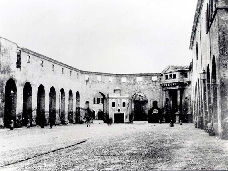 Via San Giorgio - Archivio Vecchi