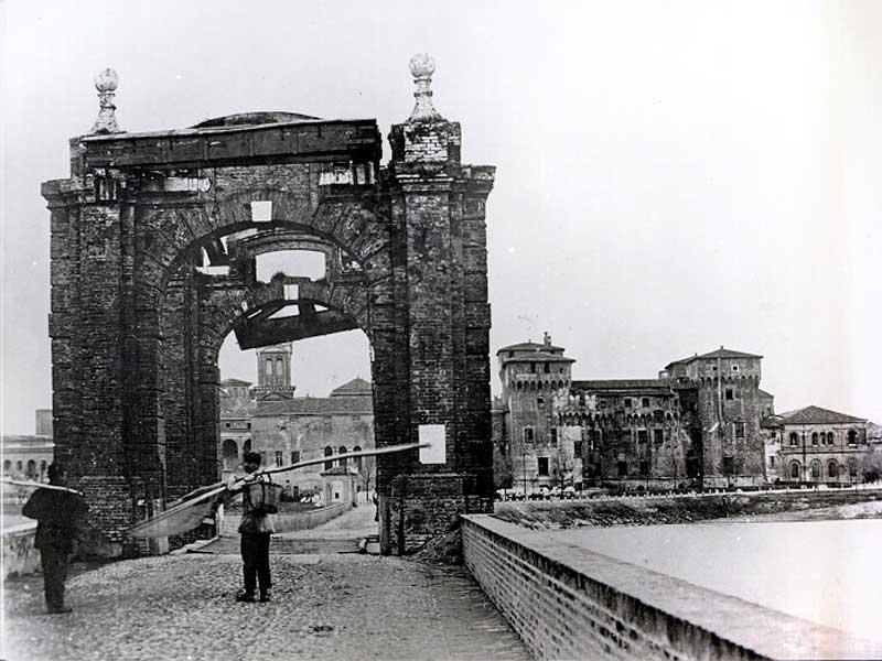 Ponte dei Mulini - Archivio Vecchi