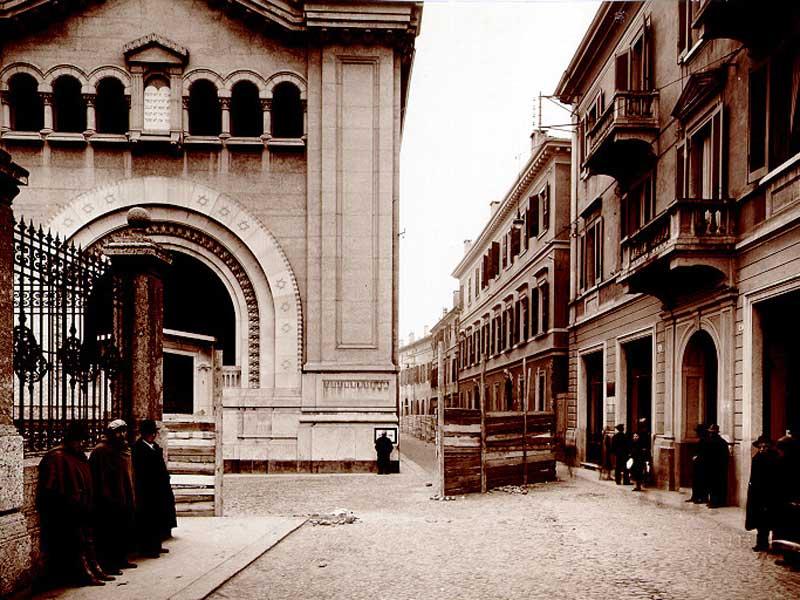 Via Calvi - Archivio Vecchi