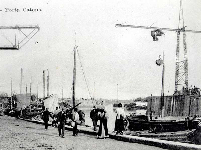 Porto Catena - Archivio Vecchi