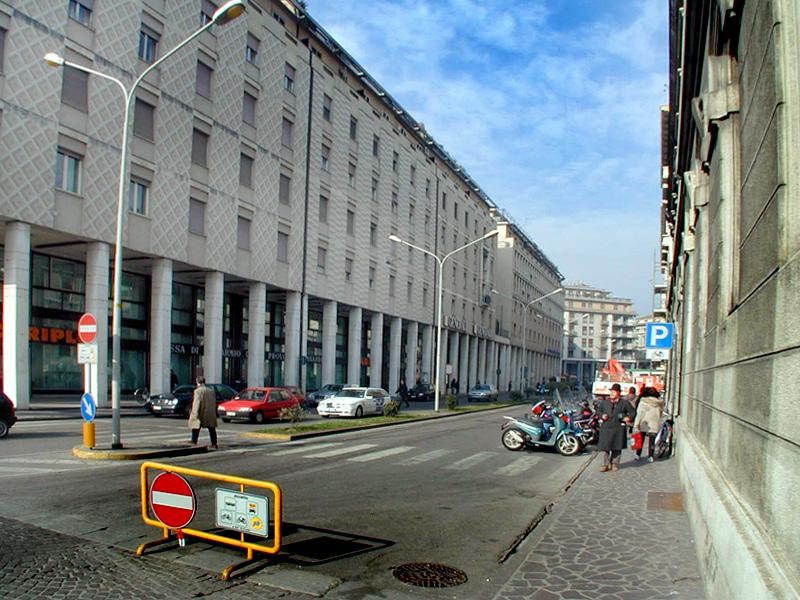 Corso della Libertà - Foto Giglioli