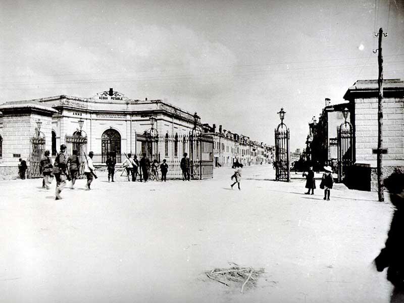 Porta Cerese - Archivio Vecchi